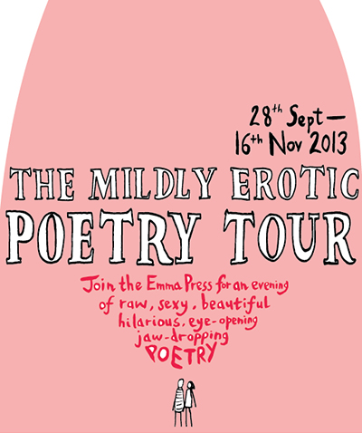 Mildly Erotic Poetry Tour
