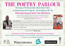 Poetry Parlour November