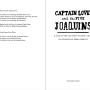 Captain Love title page