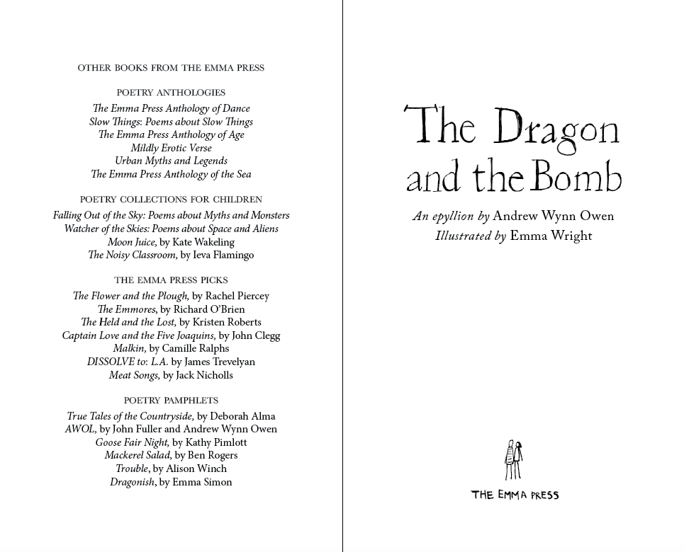 the dragon and the bomb