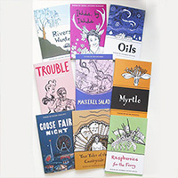 The Emma Press Poetry Pamphlets